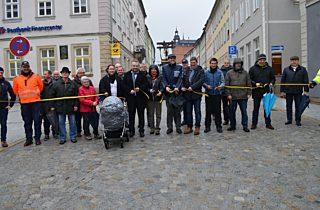 Ausbau Obere Marktstrasse