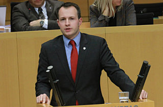 Bühl im Landtag