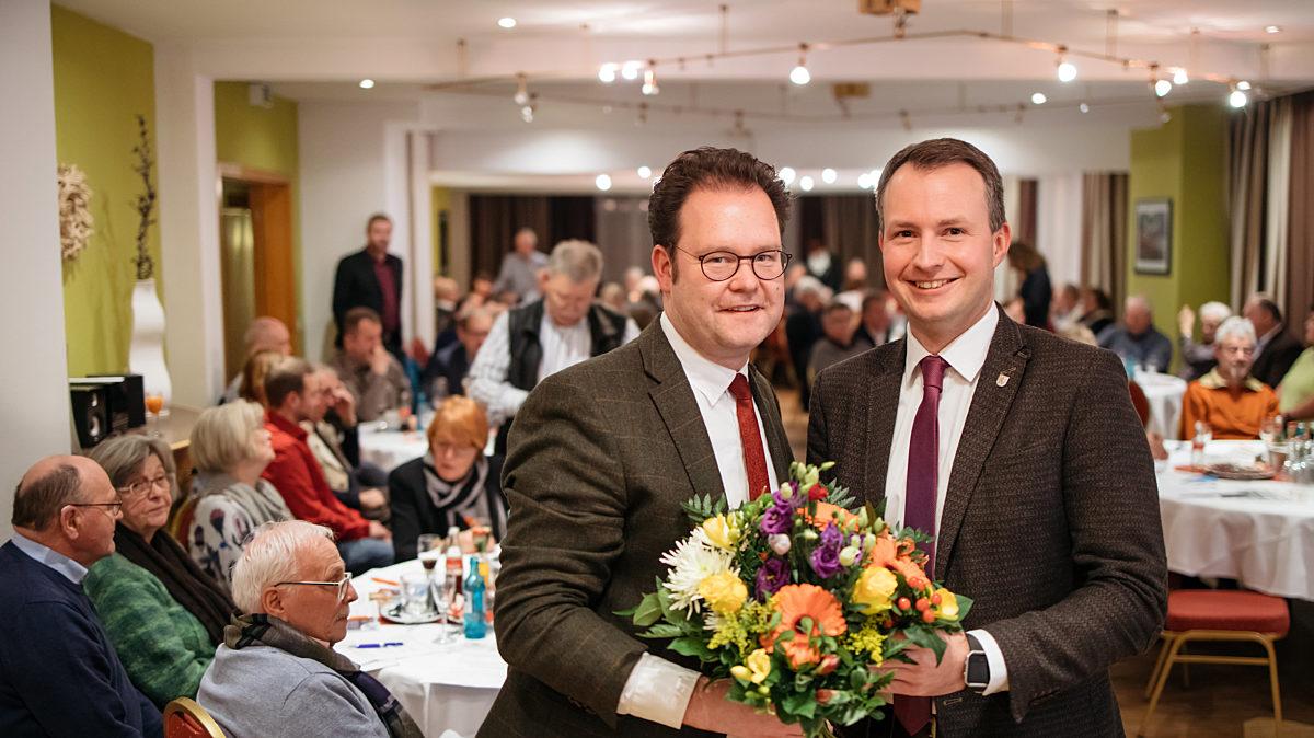 Nominierung zum Landtagskandidaten