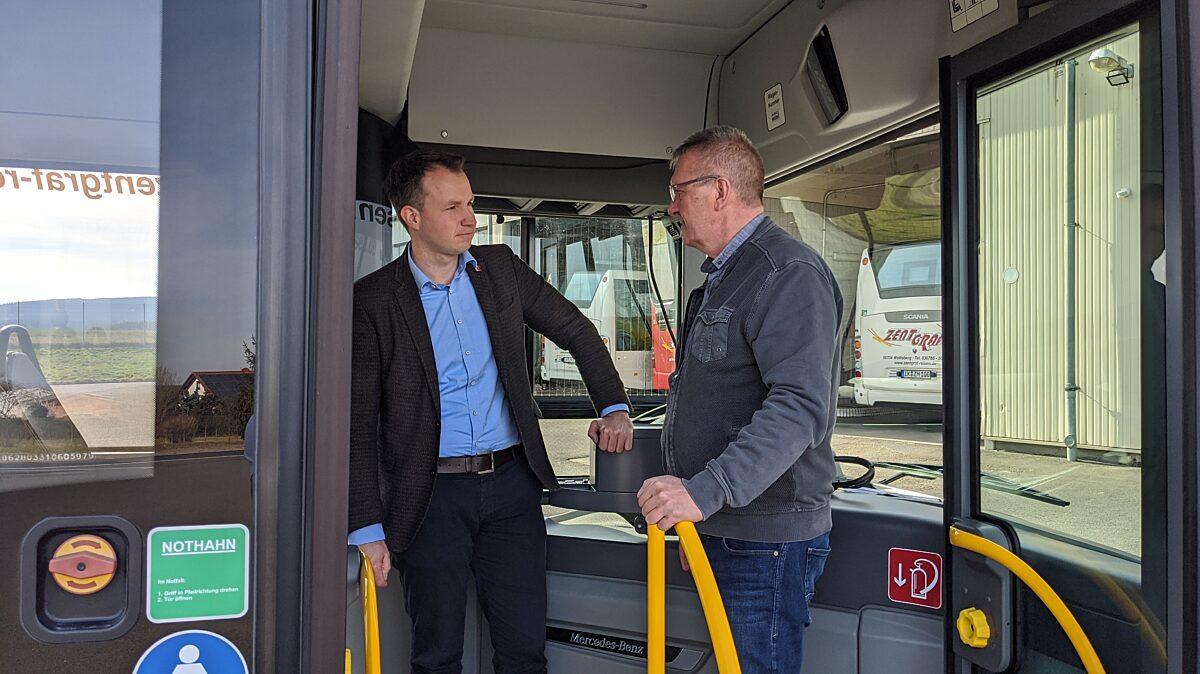 Busunternehmer Zentgraf