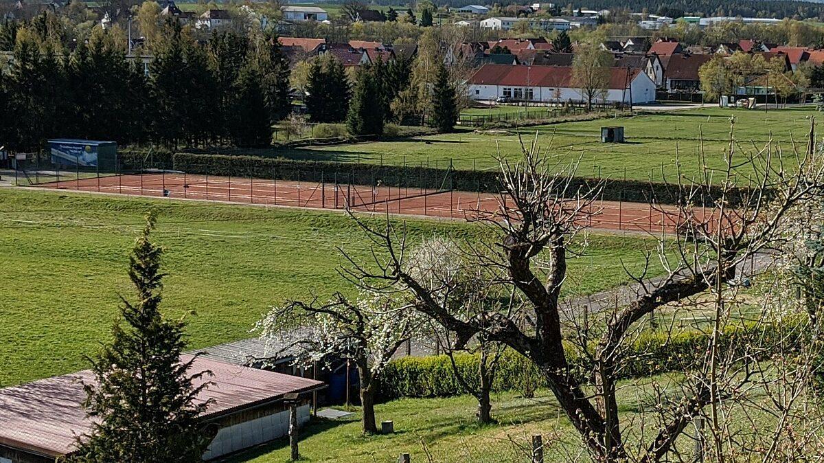 Tennisplatz Gräfinau-Angstedt