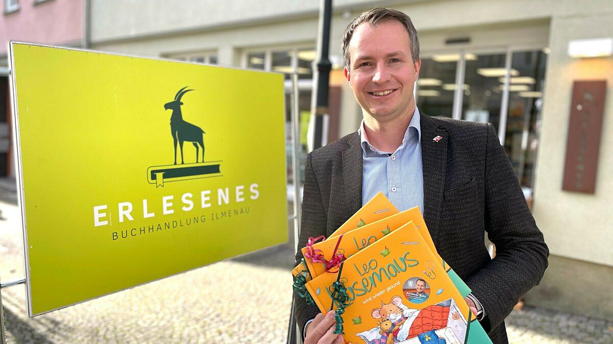Bücherei Erlesenes-Ilmenau