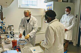 Fachgebiet Nanobiosystemtechnik