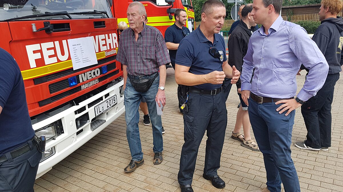 Feuerwehr Ilmenau