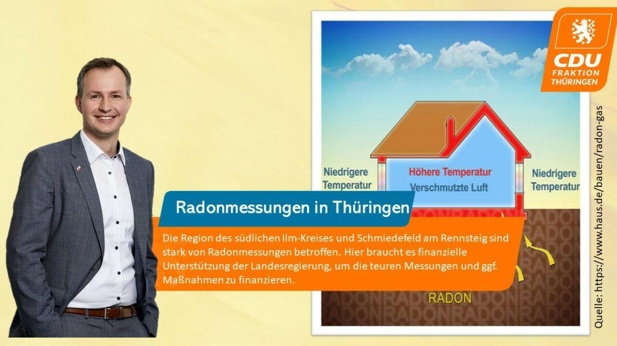 Radonwerte