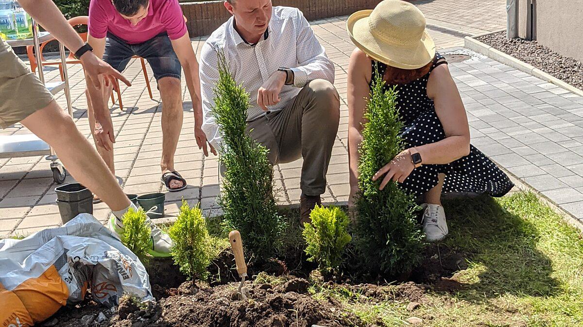 210724 Baumpatenschaft im Hospiz Schwarzertal