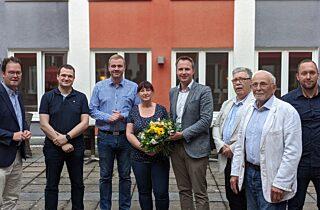 neuer Vorstand der CDU Ilmenau