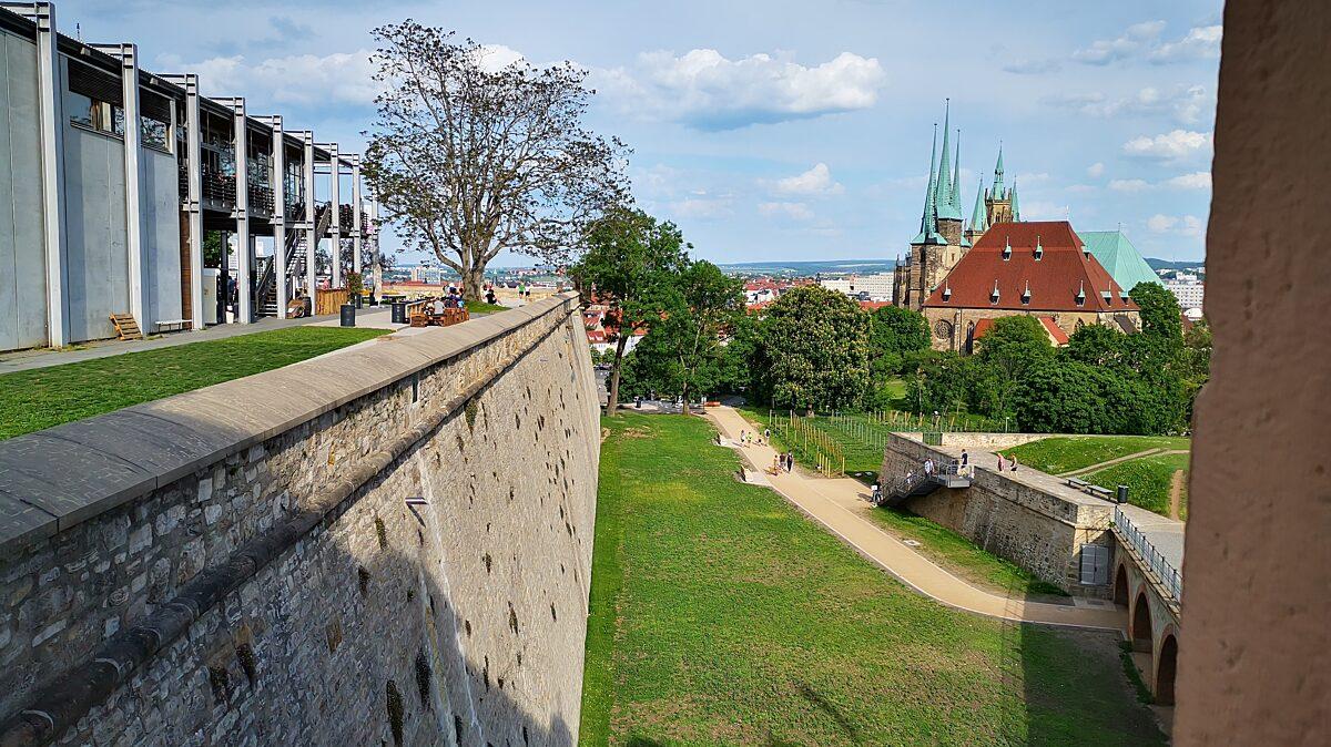 Petersbergmauer