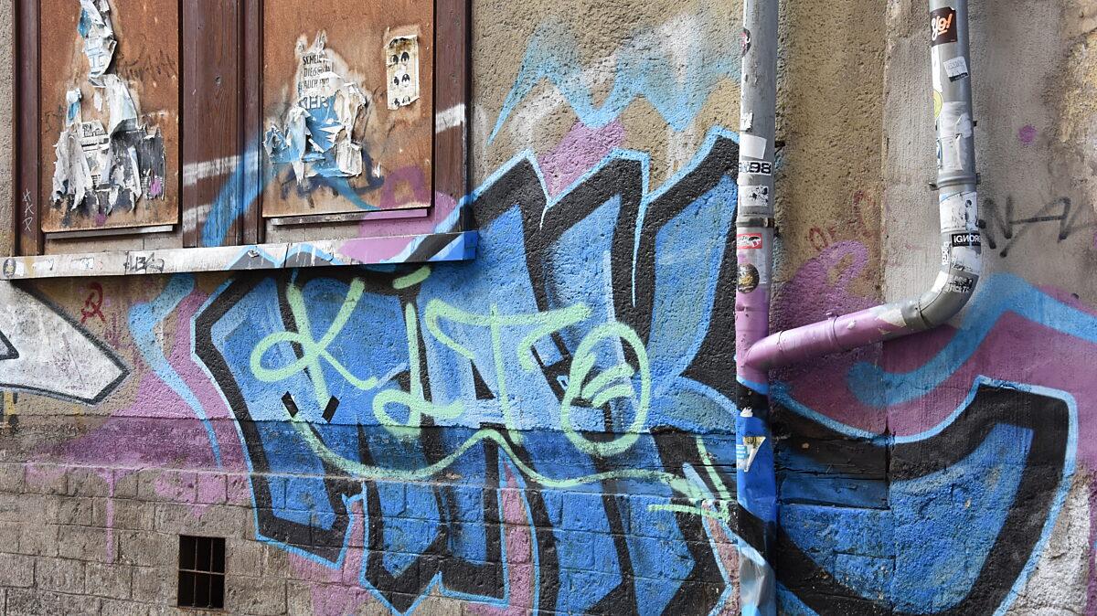 Graffiti Oso