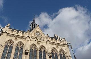 Rathaus Himmel