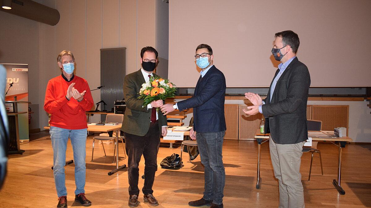 20201205 Pm Cdu Nominiert Erneut Schipanski Als Bundestagskandidaten