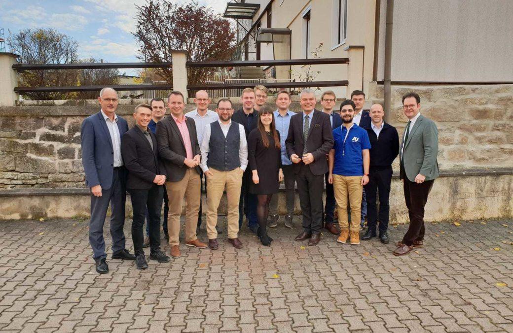 Kreisparteitag 2018 in Martinroda