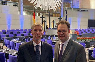 20181118 Berlin Gedenkveranstaltung Volkstrauertag Bundestag Giessmann Macron Jpeg