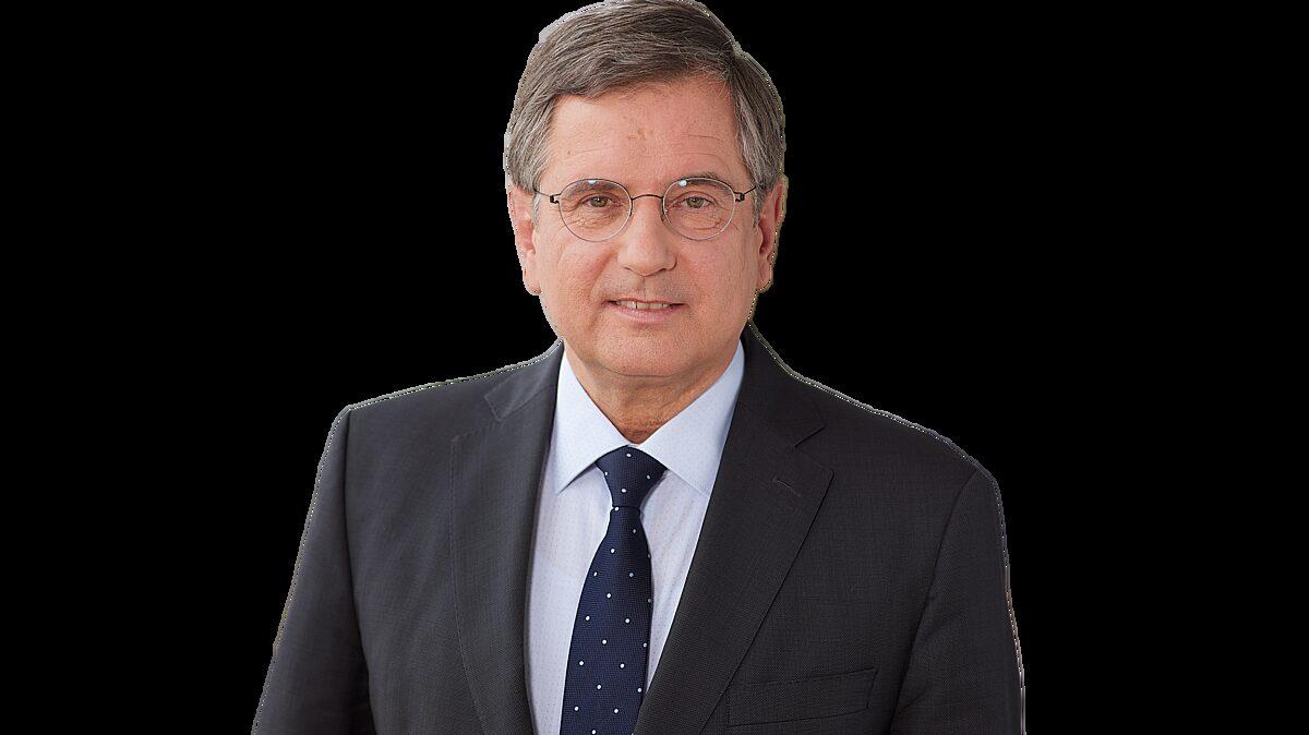 Cdu Kreisvorsitzender Dr  Wolfgang Weisskopf