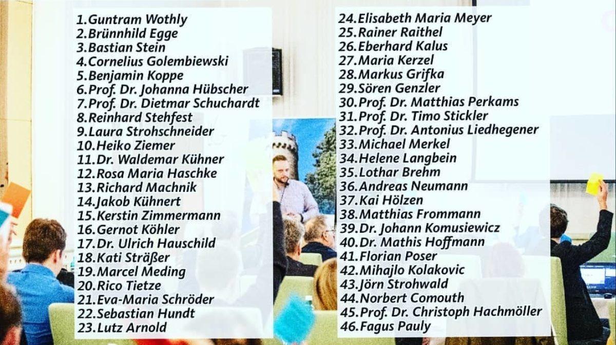 Kandidaten Cdu Stadtrat 2019