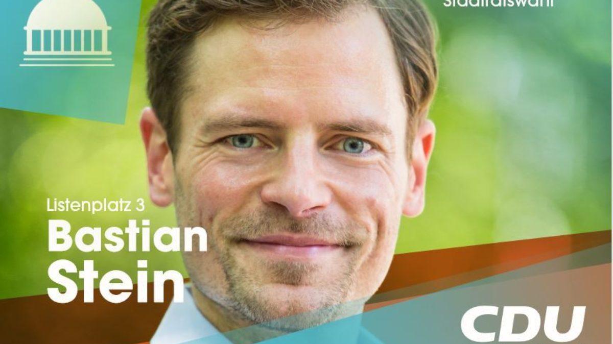 Kandidat Bastian Stein