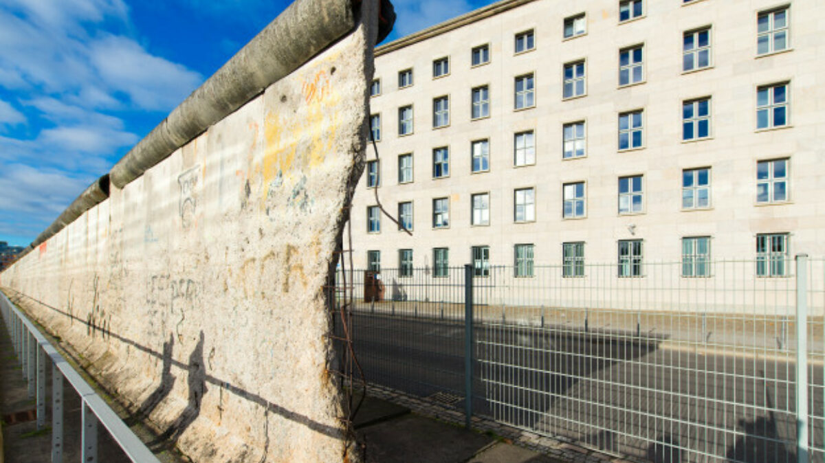 Remains Berlin Wall 159805 18