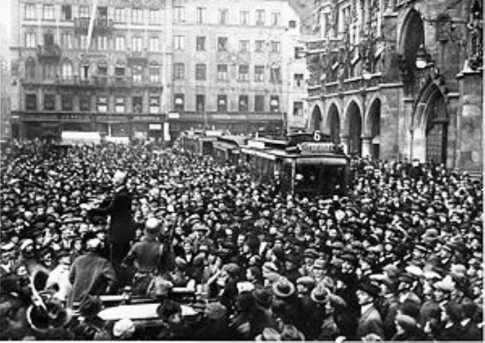 18 11 09 Hitlerputsch Jpg
