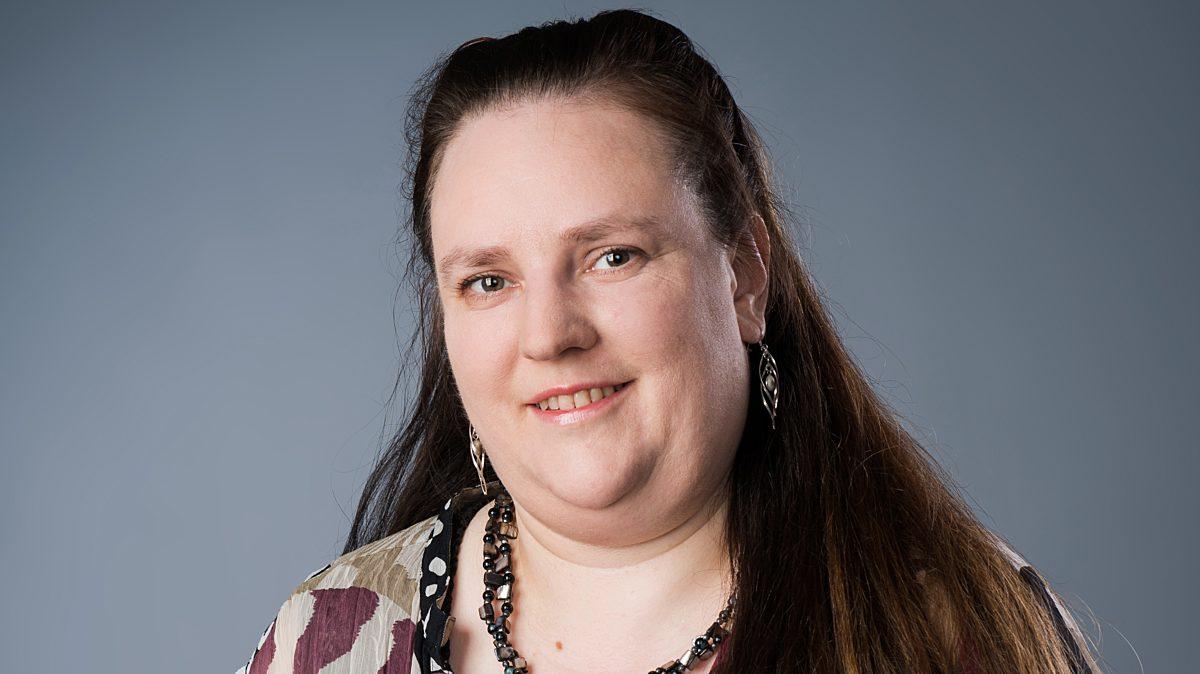 45. Susanne Neumann