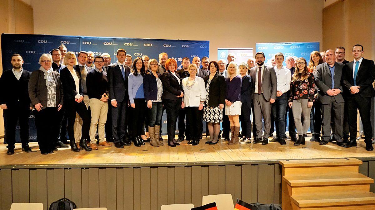 Kandidaten zur Kreistagswahl am 26. Mai 2019