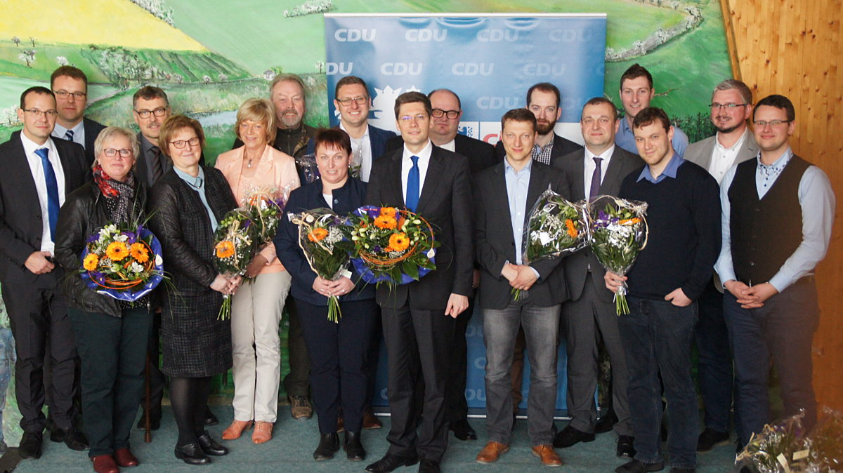 CDU WAK_Kreisvorstand 2017