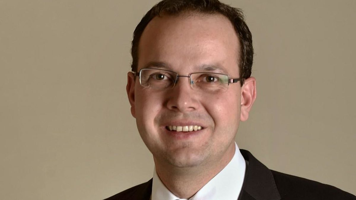 Fraktionsvorsitzender Martin Henkel