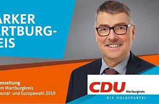Kandidatenzeitung zur Kreistagswahl 2019