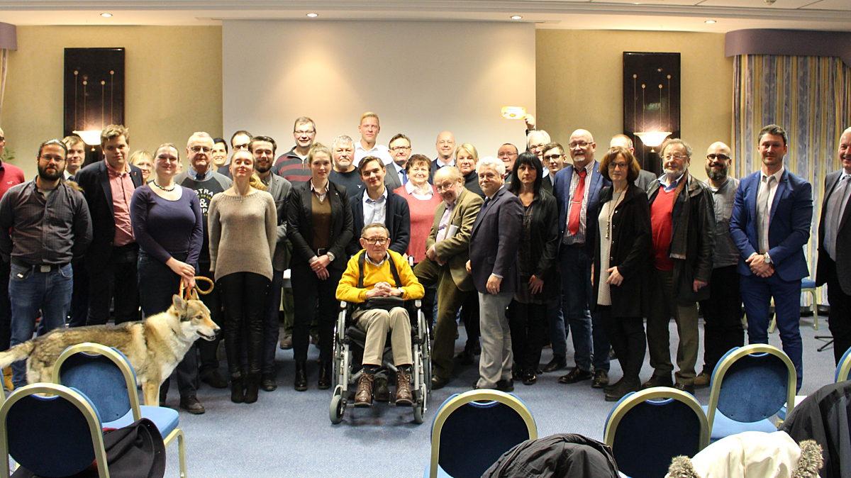 Einige Teilnehmer der Mitgliederversammlung zur Aufstellung der CDU-Stadtratsliste