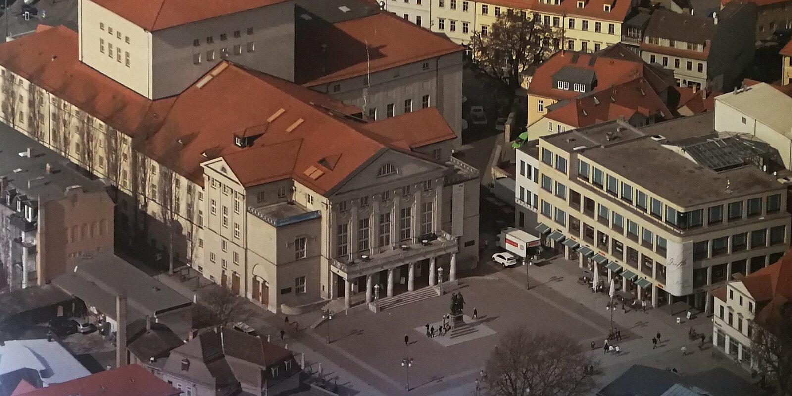 Weimars starke Mitte