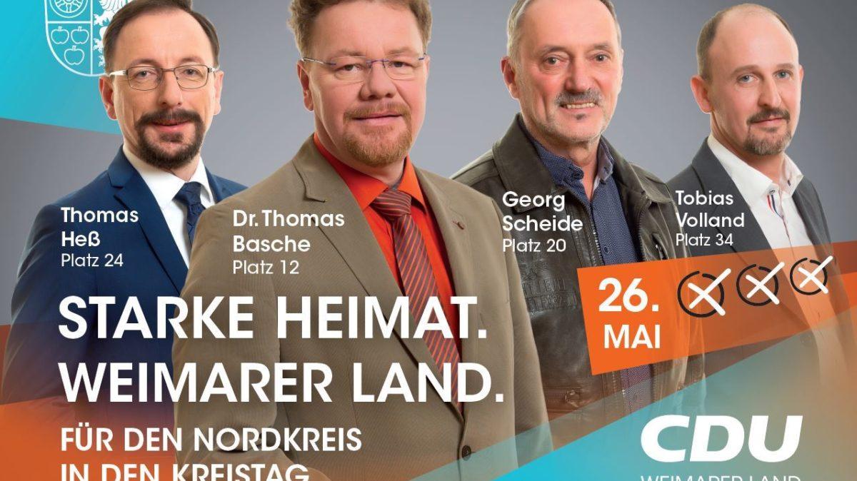 Plakat Nordkreis