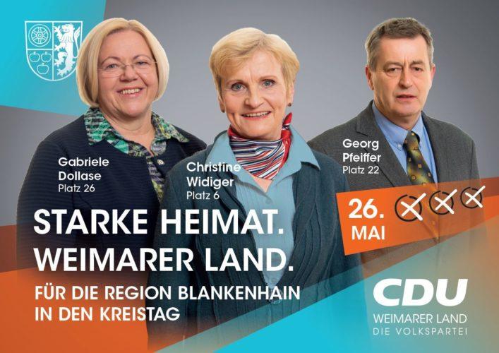 Plakat Blankenhain