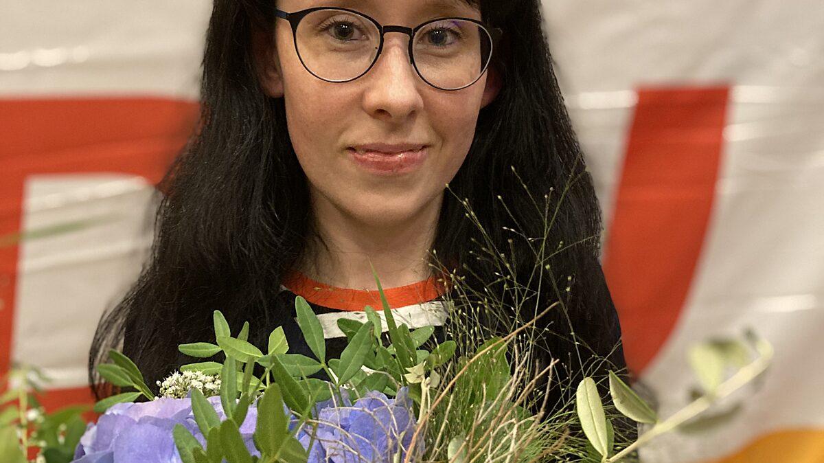 Mariann Gödecke, Schatzmeisterin