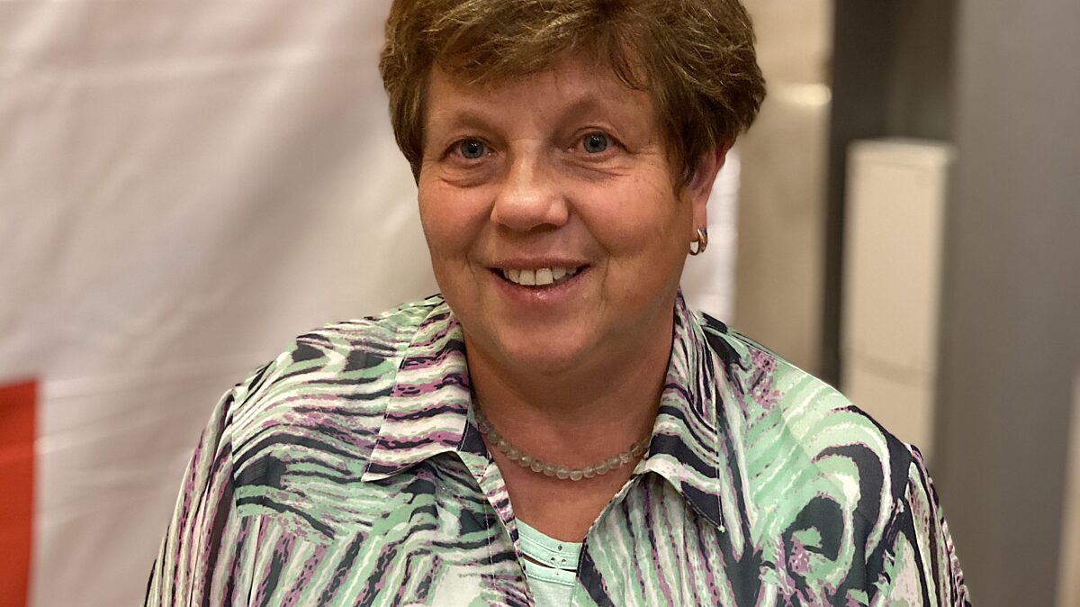 Gudrun Holbe, Beisitzerin
