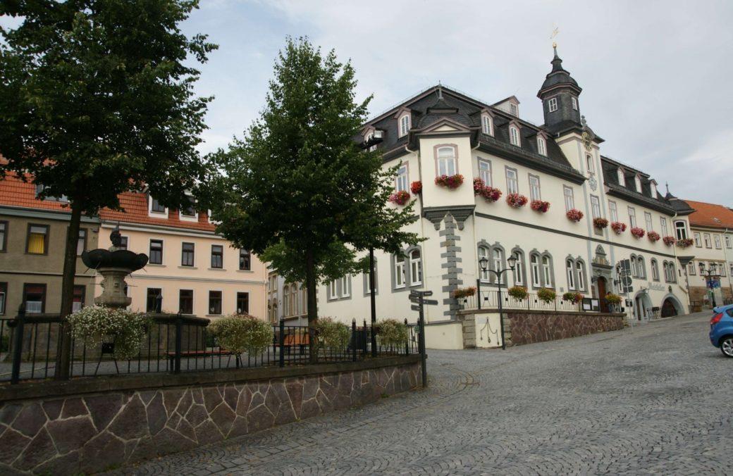 Rathaus Ilmenau