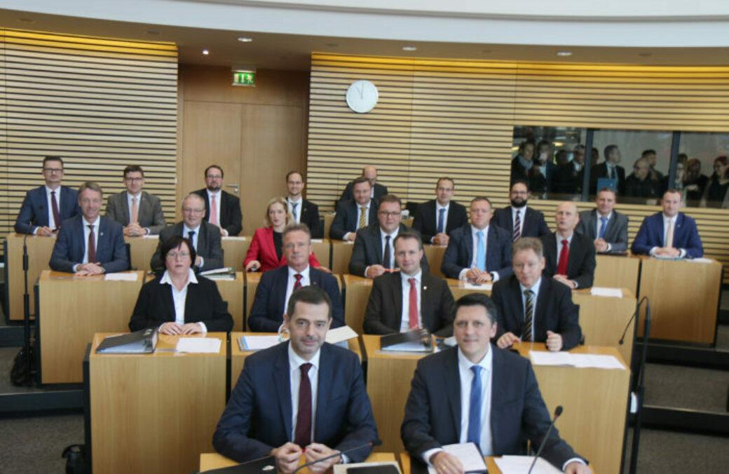 2019 Abgeordnete