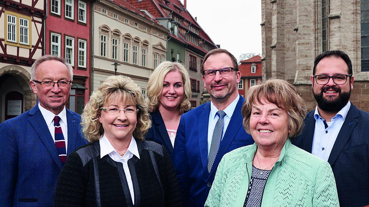 Unsere Spitzenkandidaten 2019