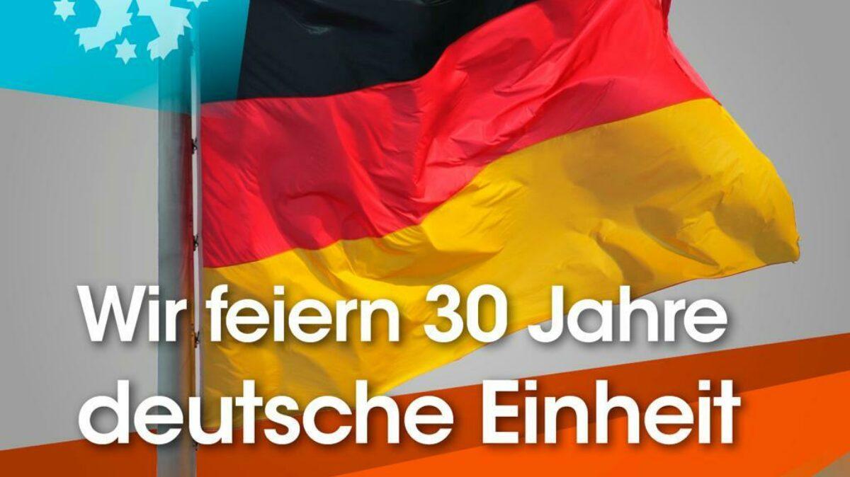 Deutsche Einheit Bild