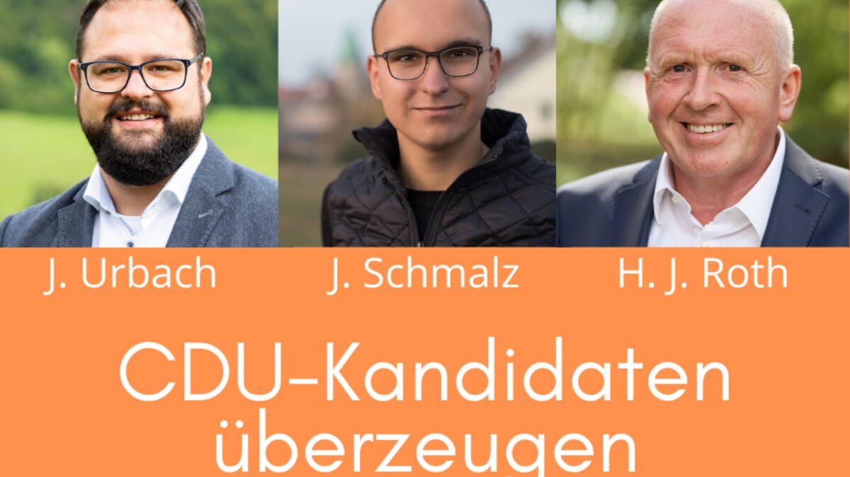 Cdu Buergeremeister 2020