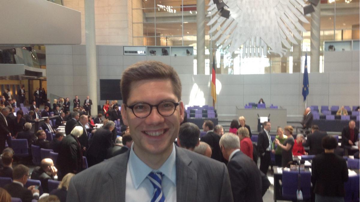 131022 Konstituierung Bundestag1
