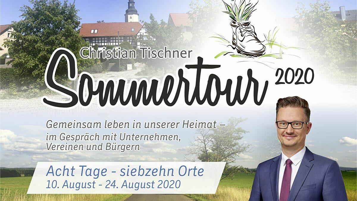 Tischner Sommertour 2020 Quer