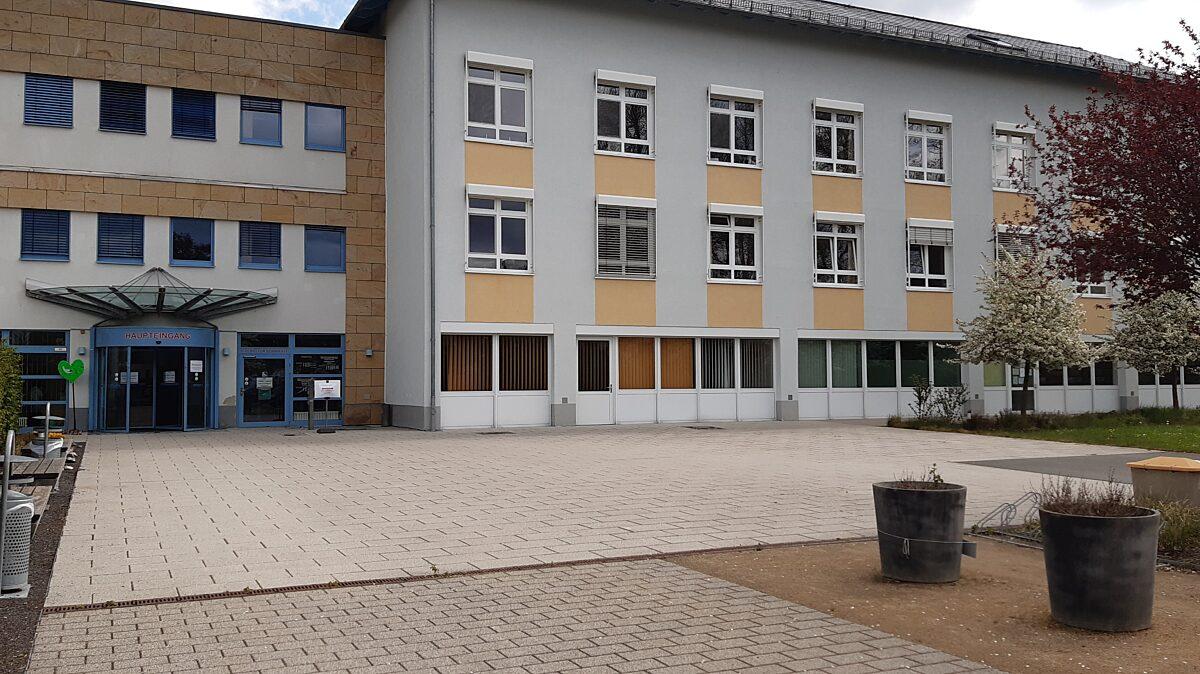 Krankenhaus Schleiz