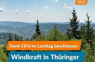 Windkraft Im Wald Verbot