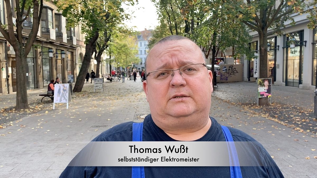 Unterstützervideo Thomas Wußt