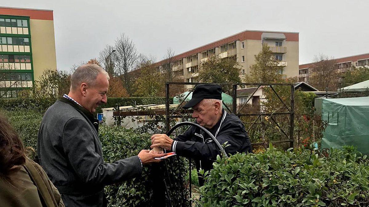 Kleingartentour