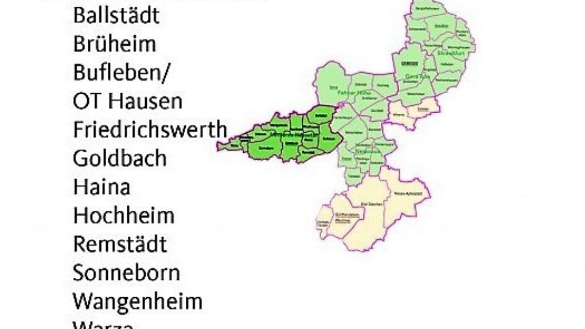 Gemeinde Nessetal
