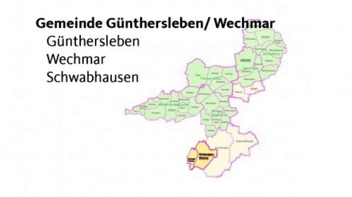 Guenthersleben Wechmar