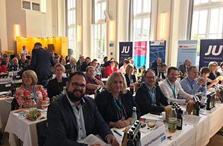 Jonas Urbach Landesparteitag 14 09 2019