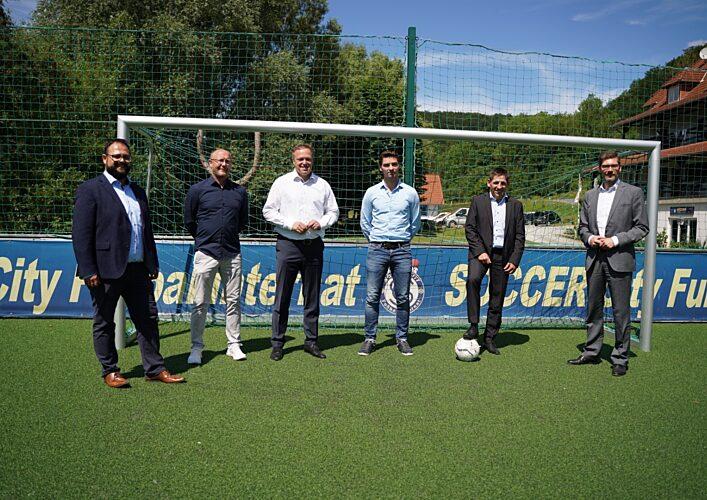 Fussball Soccer City 2