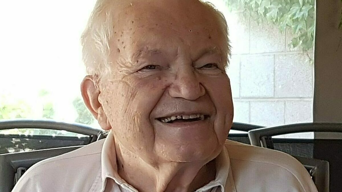 Heinz Schroeter 75 Jahre Cdu Thueringen