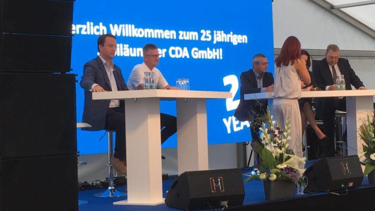 25 Jahre CDA Albrechts